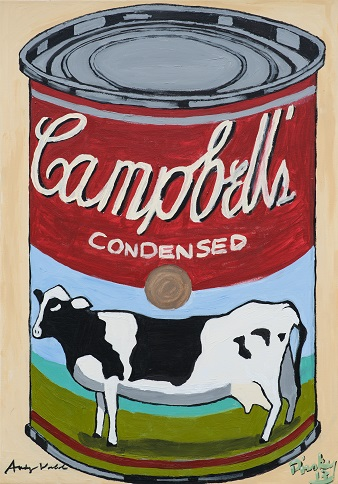 Canned Cow